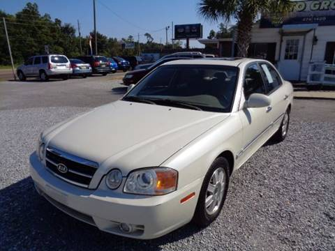 2004 Kia Optima for sale in Pensacola, FL
