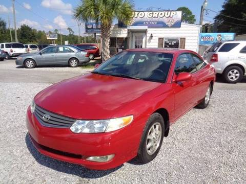 2003 Toyota Camry Solara for sale in Pensacola, FL