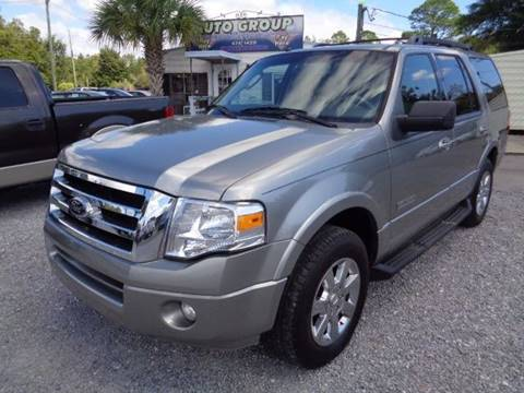 2008 Ford Expedition for sale in Pensacola, FL