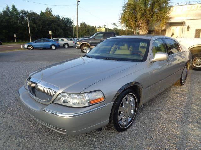 2003 Lincoln Town Car Cartier In Pensacola Fl Auto Group
