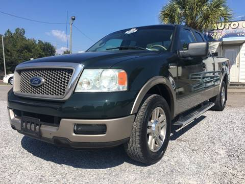 2005 Ford F-150 for sale in Pensacola, FL