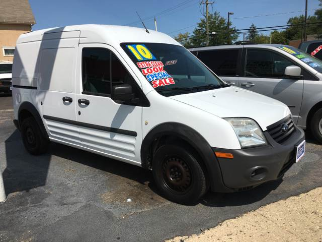 2010 Ford Transit Connect Xl 4dr Cargo Mini Van W Rear Glass In