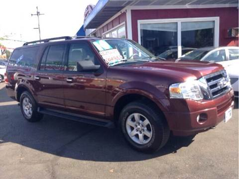 2010 Ford Expedition EL for sale in Aurora, IL