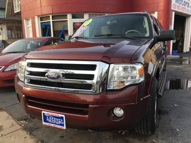 2010 ford expedition el 4x4 xlt 4dr suv in aurora il - latino motors