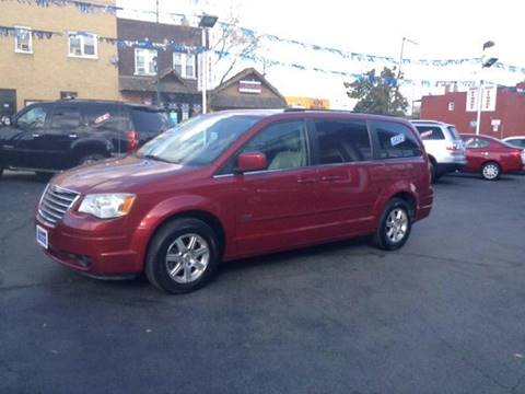 2008 Chrysler Town and Country for sale in Aurora, IL