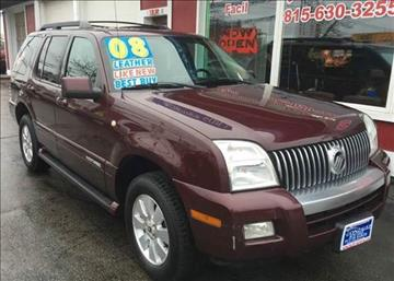 2008 Mercury Mountaineer for sale in Aurora, IL