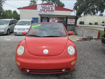 2003 Volkswagen New Beetle for sale in Holiday, FL