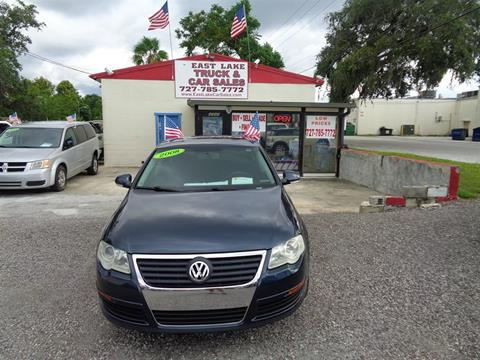 2008 Volkswagen Passat for sale in Holiday, FL