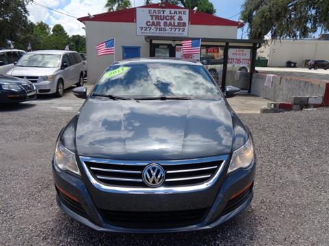 2011 Volkswagen CC for sale in Holiday, FL