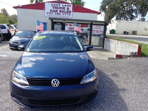2011 Volkswagen Jetta for sale in Holiday, FL