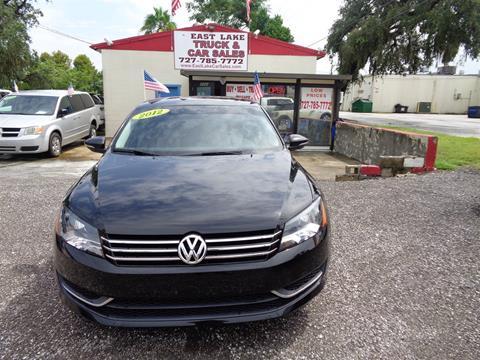2012 Volkswagen Passat for sale in Holiday, FL