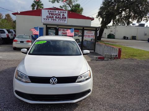 2012 Volkswagen Jetta for sale in Holiday, FL