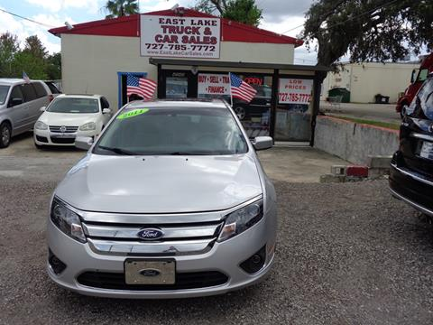 2011 Ford Fusion for sale in Holiday, FL