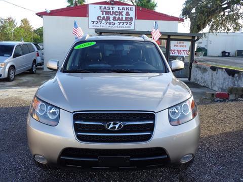 2007 Hyundai Santa Fe for sale in Holiday, FL