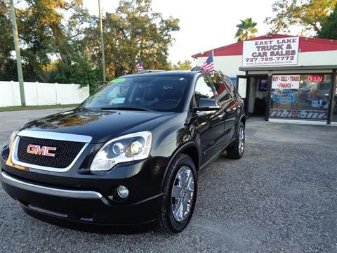 2010 GMC Acadia for sale in Holiday, FL