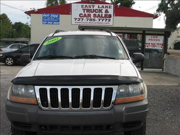 2002 Jeep Grand Cherokee for sale in Holiday, FL