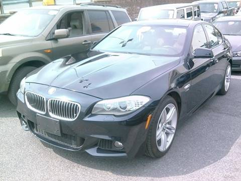 2011 BMW 5 Series for sale at Broadway Motorcars in Somerville MA