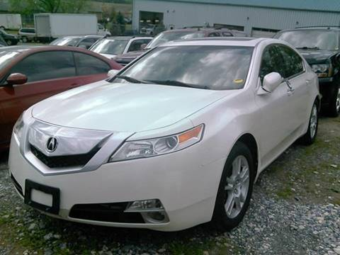 2010 Acura TL for sale at Broadway Motorcars in Somerville MA