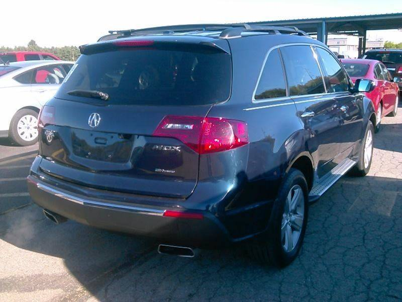 2010 Acura MDX for sale at Broadway Motorcars in Somerville MA