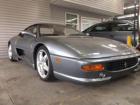 1997 Ferrari F355 for sale at Broadway Motorcars in Somerville MA