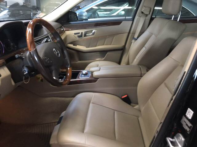 2010 Mercedes-Benz E-Class for sale at Broadway Motorcars in Somerville MA