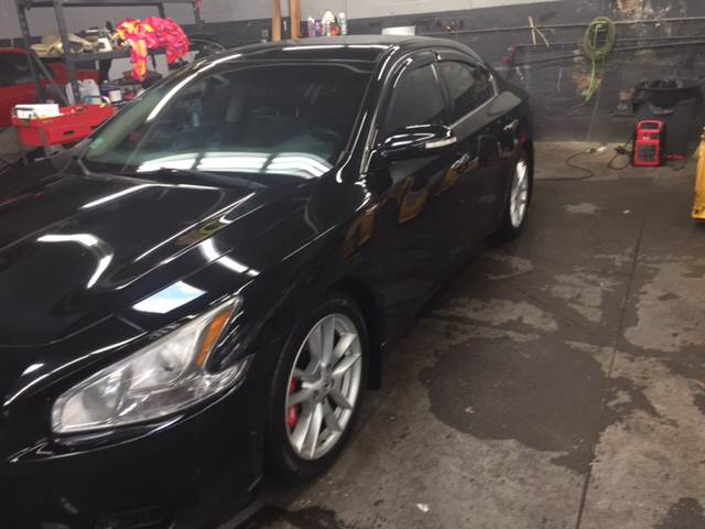2010 Nissan Maxima for sale at Broadway Motorcars in Somerville MA