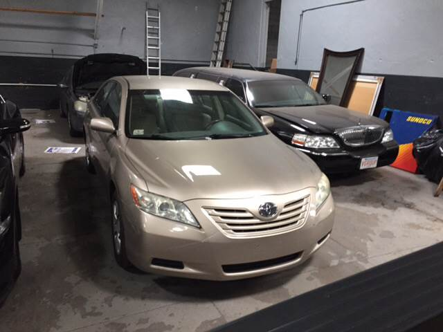 2007 Toyota Camry for sale at Broadway Motorcars in Somerville MA