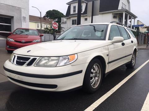 2005 Saab 9-5 for sale at Broadway Motorcars in Somerville MA