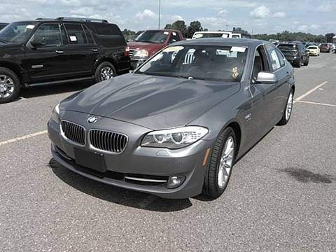 2012 BMW 5 Series for sale at Broadway Motorcars in Somerville MA