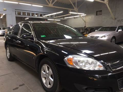 2007 Chevrolet Impala for sale at Broadway Motorcars in Somerville MA
