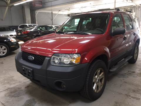 2006 Ford Escape for sale at Broadway Motorcars in Somerville MA