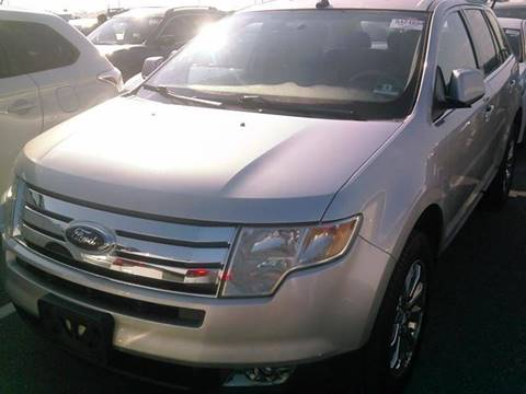 2009 Ford Edge for sale at Broadway Motorcars in Somerville MA