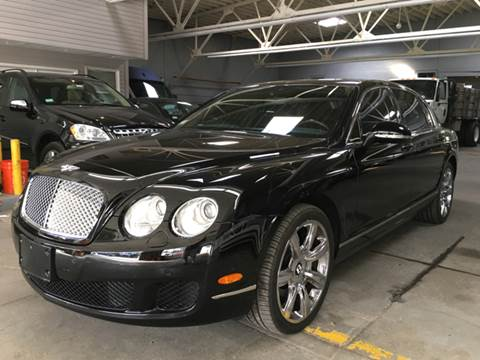 2012 Bentley Continental Flying Spur for sale at Broadway Motorcars in Somerville MA