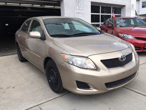 2009 Toyota Corolla for sale at Broadway Motorcars in Somerville MA
