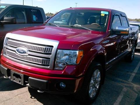 2010 Ford F-150 for sale in Somerville, MA