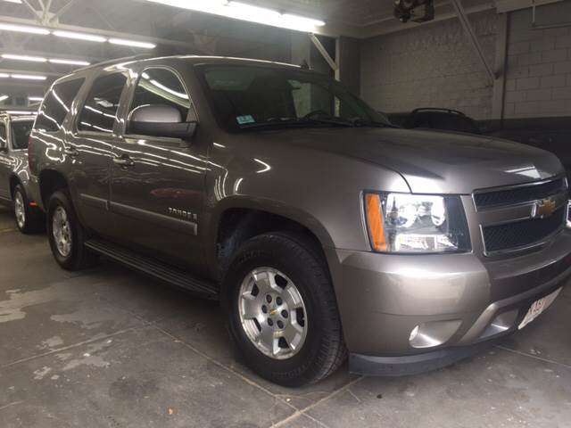 2007 Chevrolet Tahoe for sale at Broadway Motorcars in Somerville MA