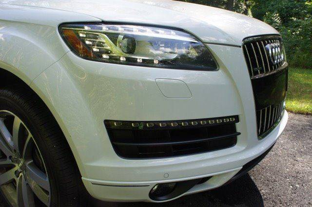 2015 Audi Q7 for sale at Broadway Motorcars in Somerville MA