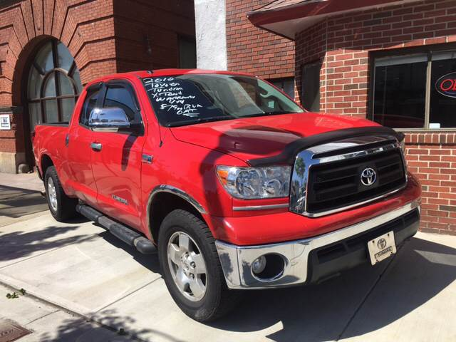 2010 Toyota Tundra for sale at Broadway Motorcars in Somerville MA