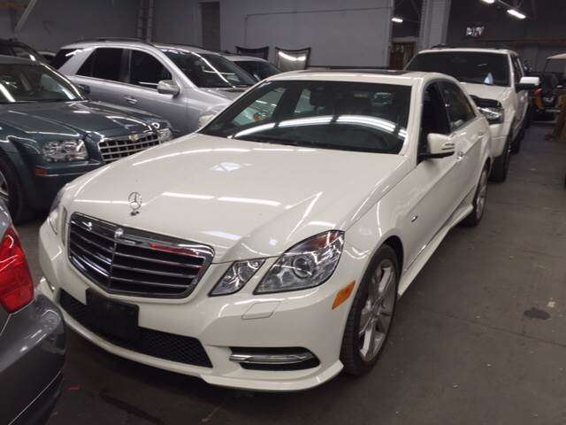 2012 Mercedes-Benz E-Class for sale at Broadway Motorcars in Somerville MA