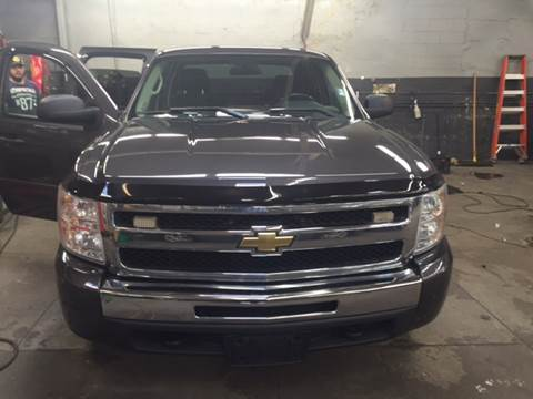 2011 Chevrolet Silverado 1500 for sale at Broadway Motorcars in Somerville MA