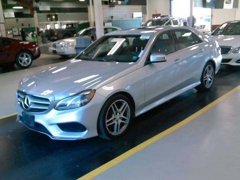 2014 Mercedes-Benz E-Class for sale at Broadway Motorcars in Somerville MA