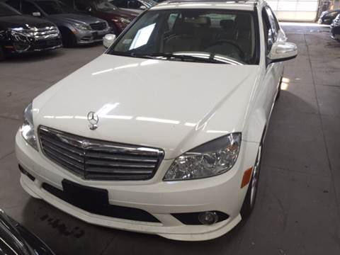 2009 Mercedes-Benz C-Class for sale at Broadway Motorcars in Somerville MA