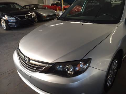 2008 Subaru Impreza for sale at Broadway Motorcars in Somerville MA