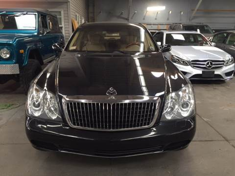 2004 Maybach 57 for sale in Somerville, MA