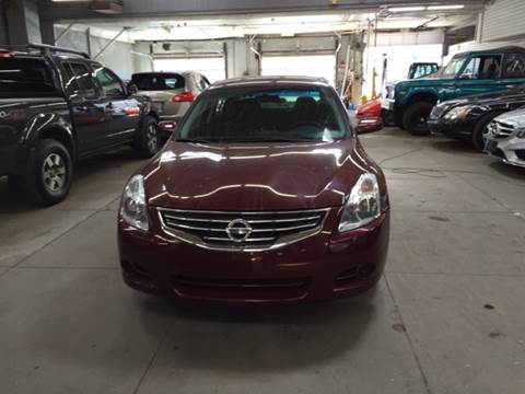 2012 Nissan Altima for sale at Broadway Motorcars in Somerville MA