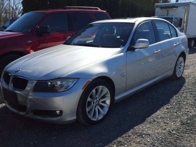 2011 BMW 3 Series for sale at Broadway Motorcars in Somerville MA