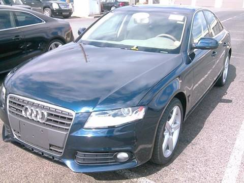 2011 Audi A4 for sale at Broadway Motorcars in Somerville MA
