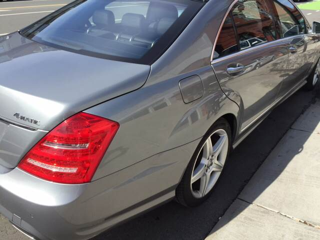 2010 Mercedes-Benz S-Class for sale at Broadway Motorcars in Somerville MA