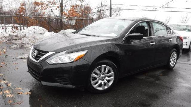 2016 Nissan Altima for sale at Broadway Motorcars in Somerville MA