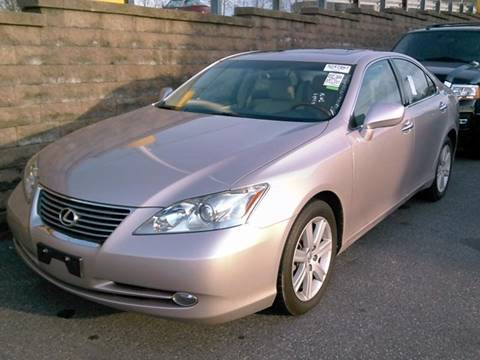 2007 Lexus ES 350 for sale at Broadway Motorcars in Somerville MA